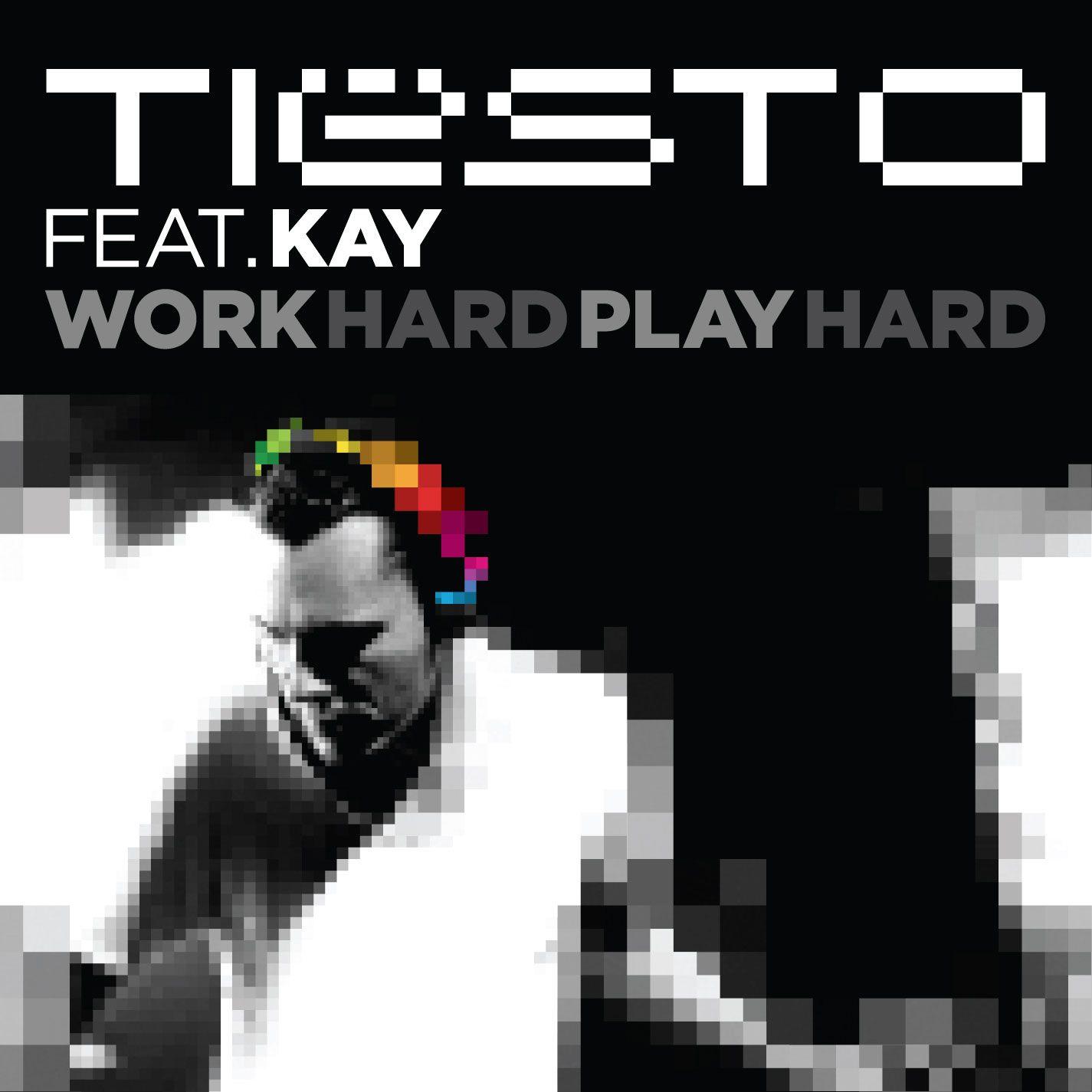Tiësto, Kay – Work Hard, Play Hard (Acapella) | Studio