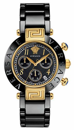 VERSACE Reve Chronograph Watch - unisex - one for me, and one for my hubby! e5a6ff651d1