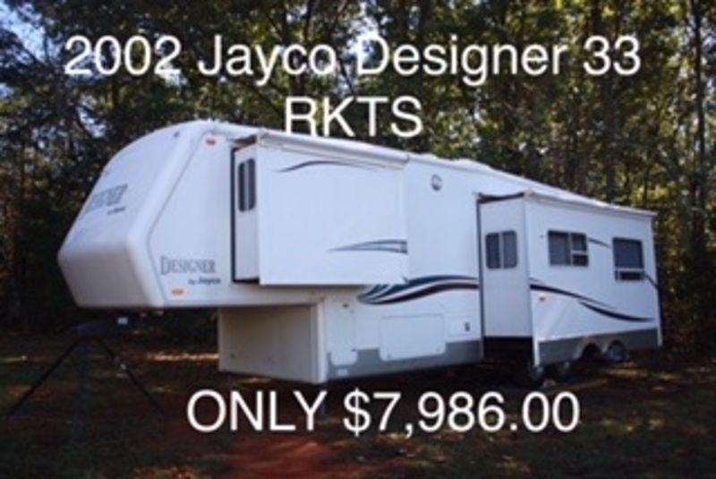 2002 Jayco Designer 33rkts For Sale Usa Rvt Com Classifieds