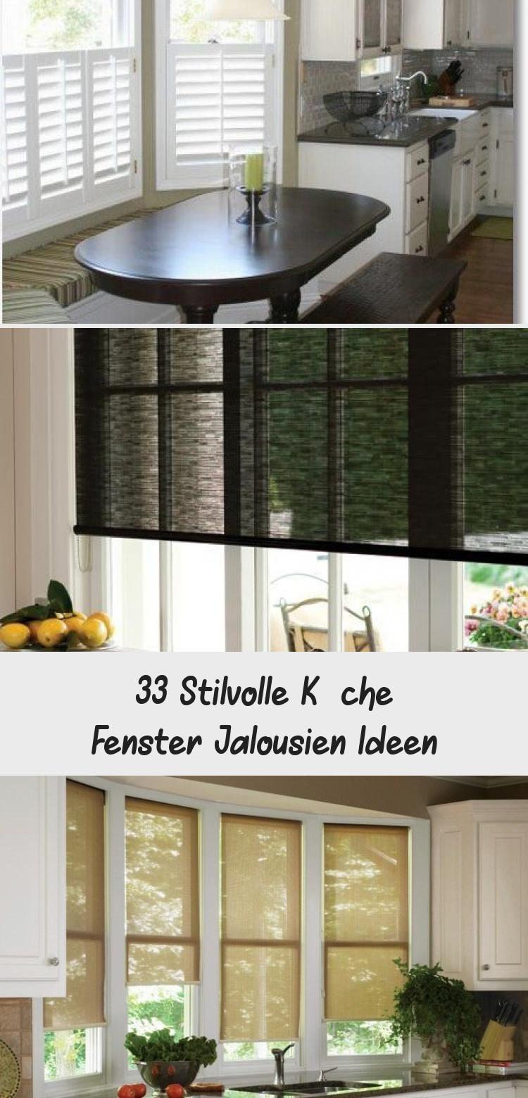 33 Stilvolle Kuche Fenster Jalousien Ideen In 2020 Windows