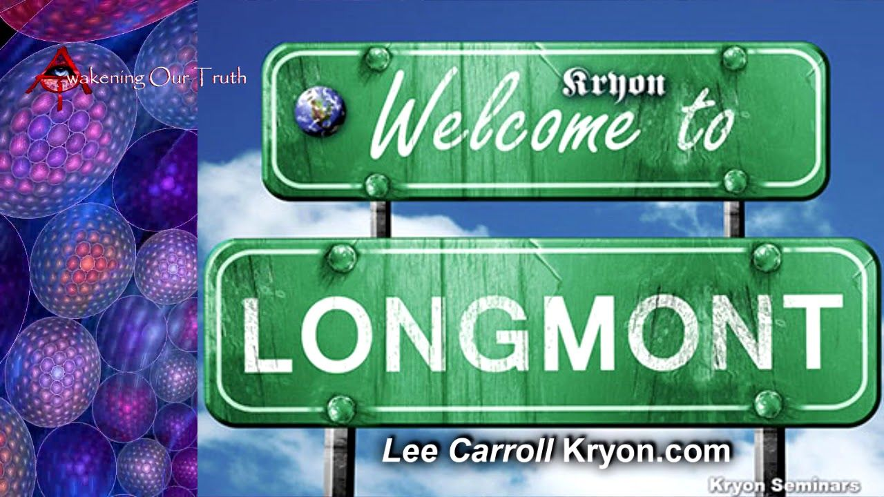"""""""Who you Are - 2018"""" Live Kryon Channelling by Lee Carroll"""