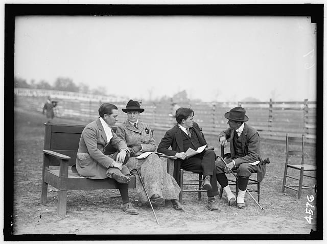 National Beagle Club Of America G Mifflin Wharton Mrs G