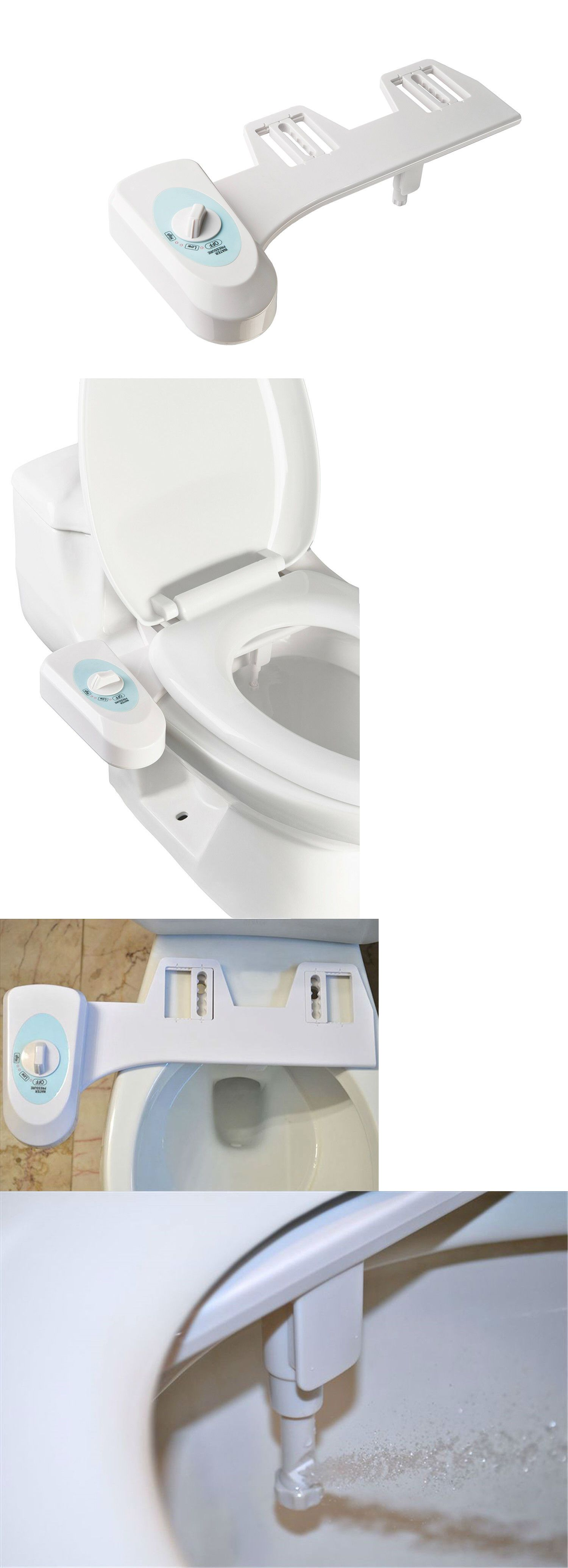 Bidets And Toilet Attachments 101405 Bidet Toilet Seat Attachment Mechanical Water Spray Tushy Fresh Cleaning Kit Buy Bidet Toilet Seat Bidet Bidet Toilet