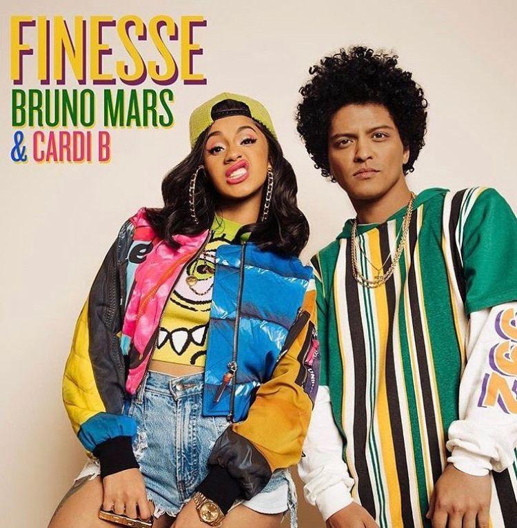 Bruno Mars & Cardi B - Finesse | Give me L I F E  | Bruno mars
