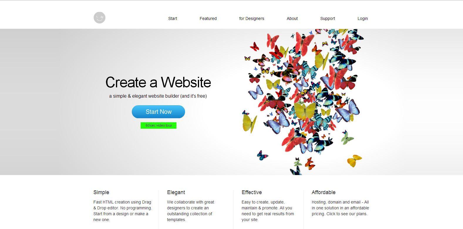 top 10 website builders to build free websites quickly