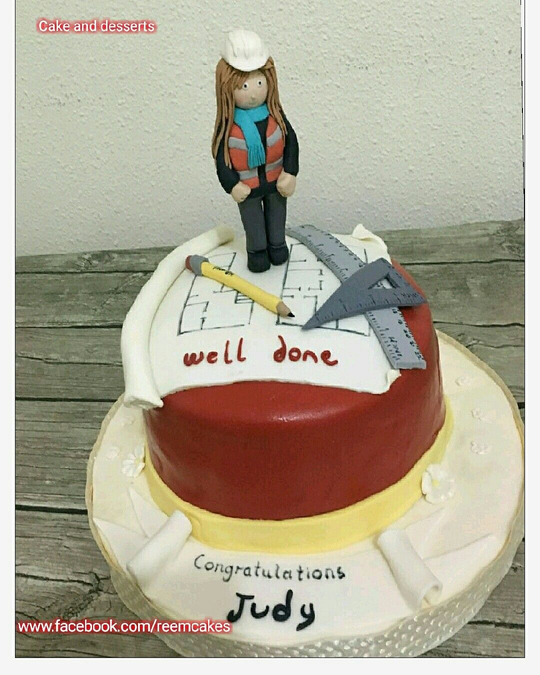 Graduation Cake For Engineer Graduation Cakes Cake Fathers Day Cake