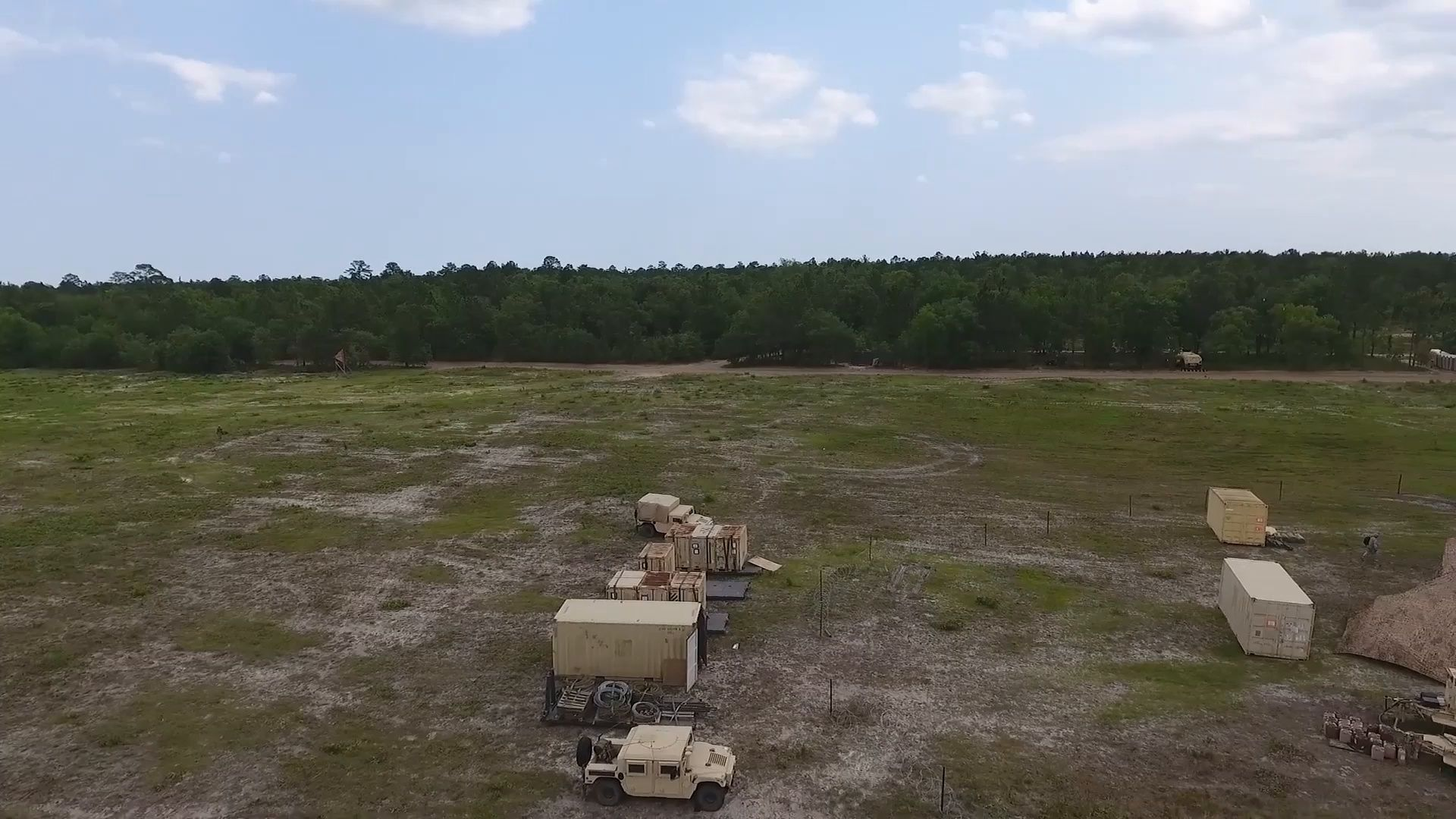 3rd Infantry Division Headquarters Live Fire And Tactical
