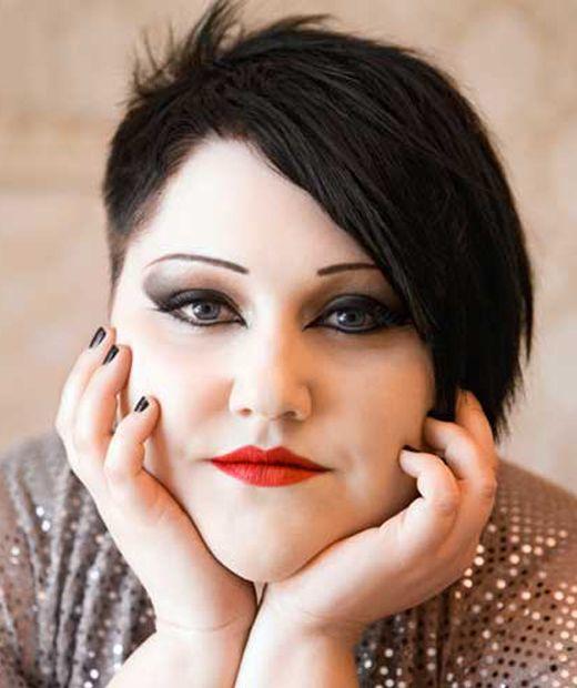 maquillage femme ronde