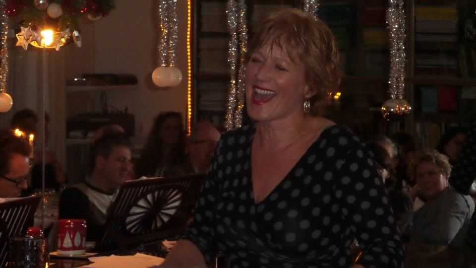 Carla's In a Sentimental Mood, at Cantina Vocaal, Amsterdam