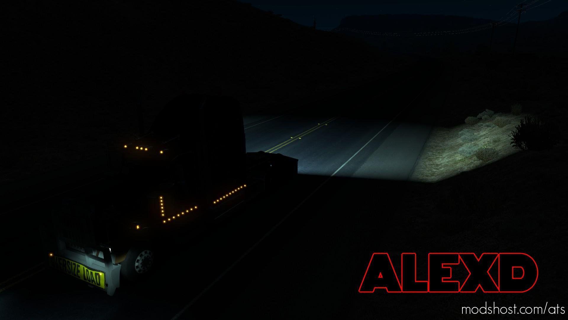 Download Alexd 5500k Reverse Light V1 1 For American Truck