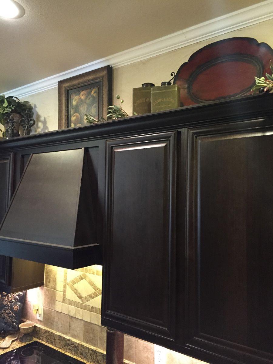cabinet decor 2 | Decorate My House | Pinterest
