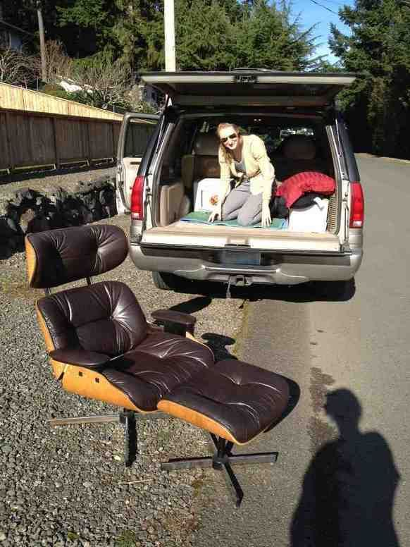 Used Eames Lounge Chair For Sale