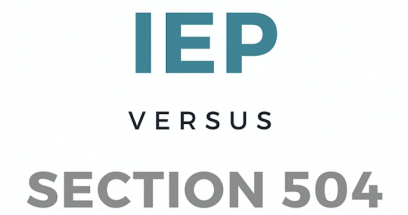 IEP v 504 (With images) | Iep, Tutoring business