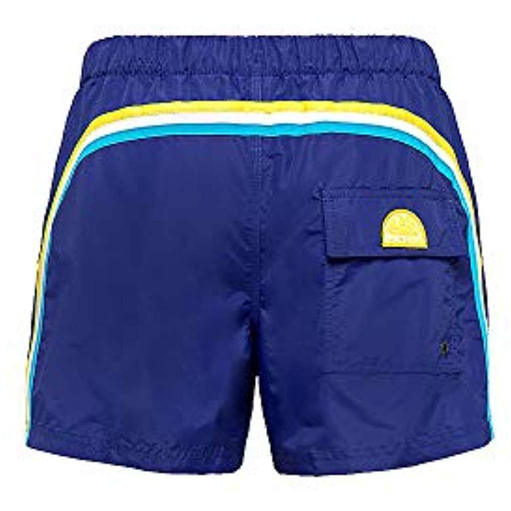disponibilità nel Regno Unito fcd80 b4250 Sundek - Shorts Mare Bluette per Uomo #Abbigliamento #Uomo ...