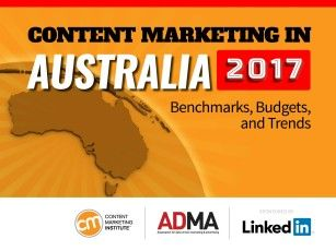 Content Marketing in Australia: 2017 Benchmarks, Budgets, and Trends