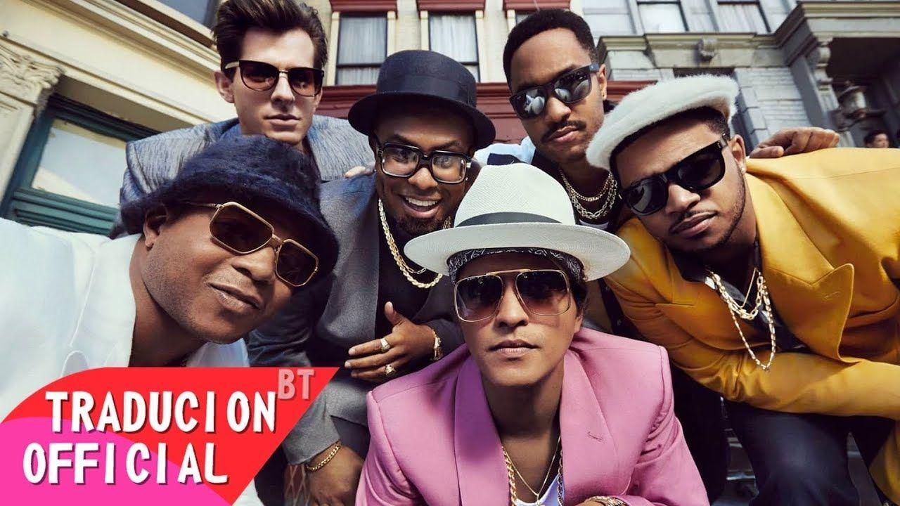 Mark Ronson Uptown Funk Ft Bruno Mars Lyrics Español Video Official Mark Ronson Uptown Funk Uptown Funk Lyrics