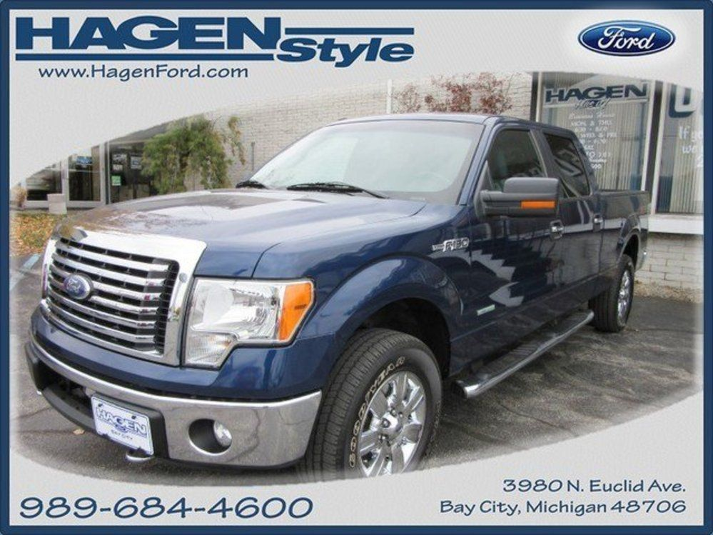 This Outstanding Example Of A  Ford F  Fx Is Offered By Hagen Ford Rest Assured With Your Purchase Of This Pre Owned F  Fx