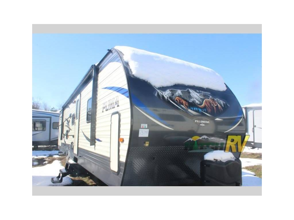 Check Out This 2018 Palomino Puma 32 Rbfq Listing In Berlin Nj