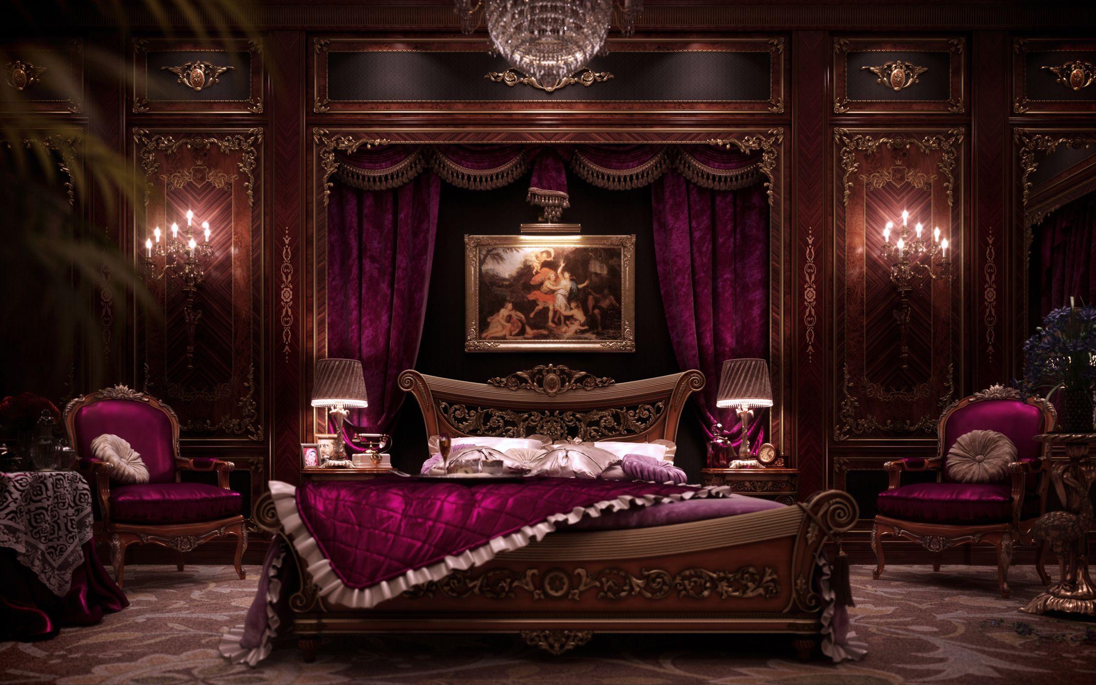 Интим спальня