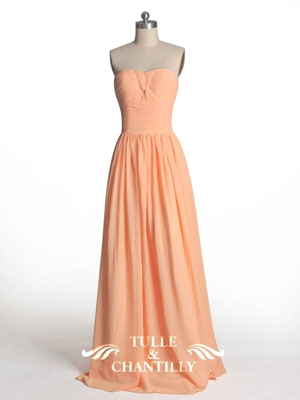 Pastel Orange For Bridesmaids Dresses Yay Or Nay