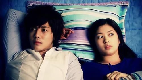 Playful Kiss ♥ Starring; Kim Hyun Joong as Baek Seung Jo ♥ Jung So Min as Oh Ha Ni