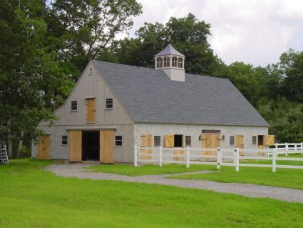 Country Carpenters Horse Barn Kits