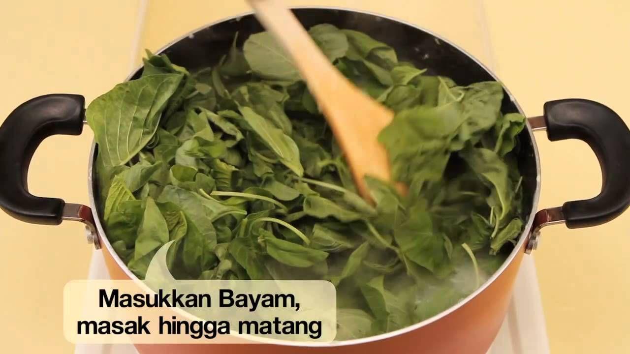 Dapur Umami Bubur Manado My Great Menu Video Pinterest