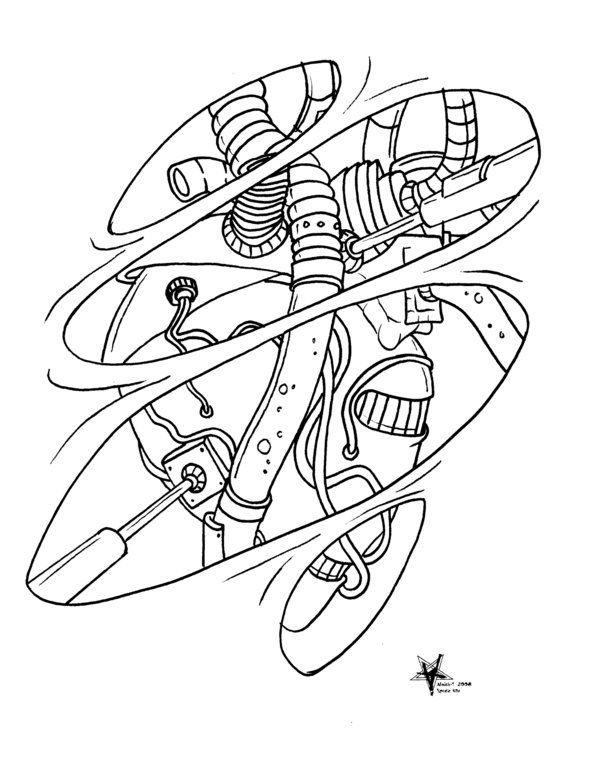 Biomechanical Tattoo Line Drawing : Pin by taralin chase on tattoos and piercing pinterest