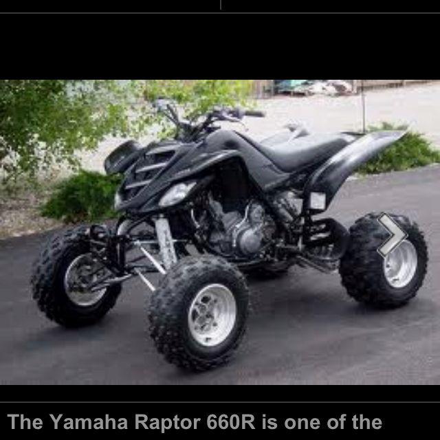 Raptor 660 So Fast Atv Quads Atv Quad