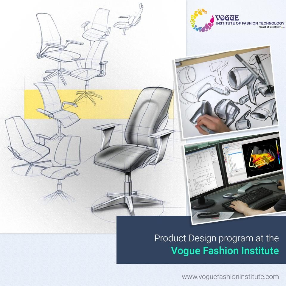 Vogue Institute Of Fashion Technology Offers A Bachelor S Degree In Product Design The Curriculum Includes Co Technical Drawing Art And Design Colleges Design