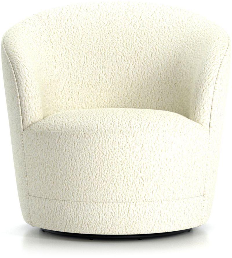Infiniti swivel chair crate and barrel in 2020 swivel