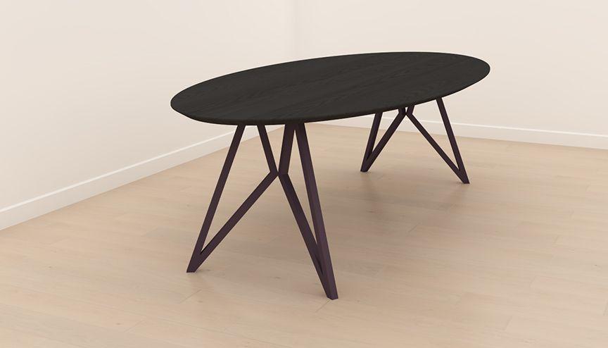 Tafel op maat ontwerpen en laten maken studio h k eettafels