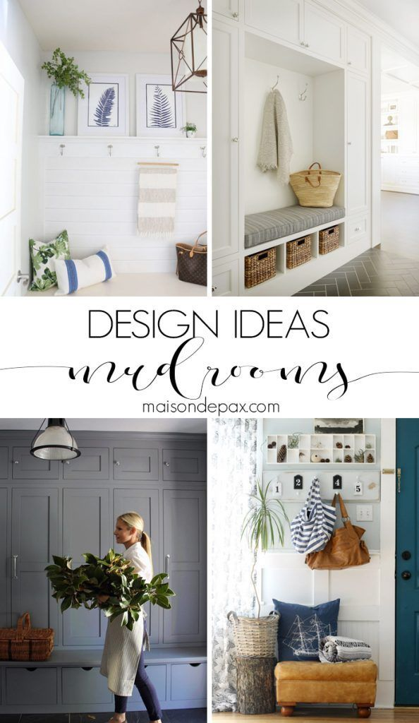 Mudroom ideas how to design a mudroom for different spaces maison de pax