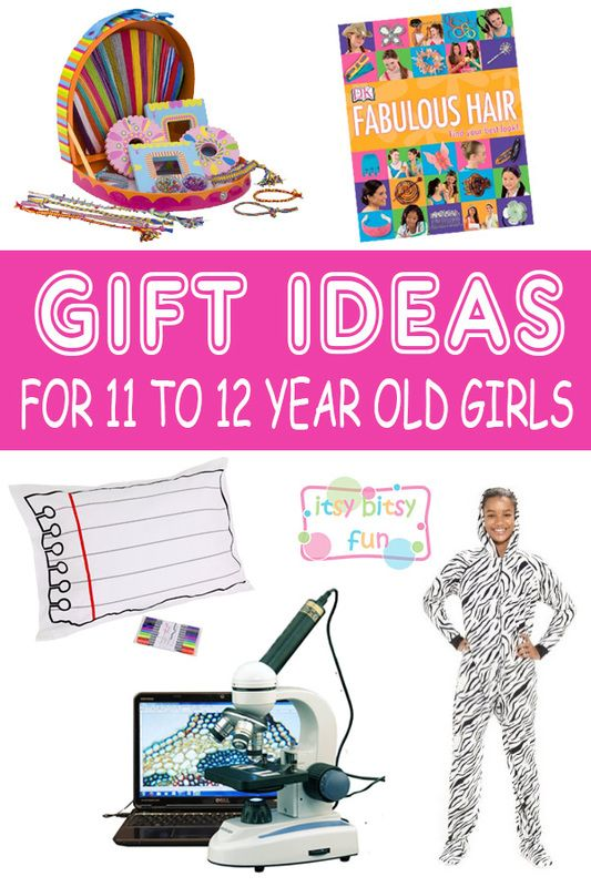 Best Gifts For 11 Year Old Girls Lots Of Ideas 11th Birthday Christmas And To 12 Olds