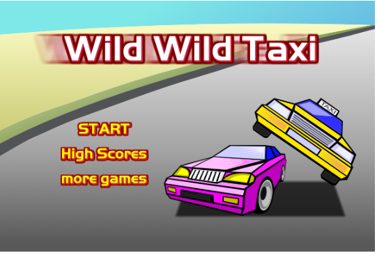 Crazy Taxi Game is an online crazy driving complete with the