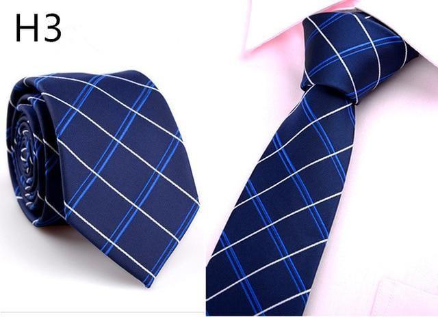 Men/'s Fashion Casual Slim Fit Tie Solid Skinny Necktie Formal Wedding Party Ties