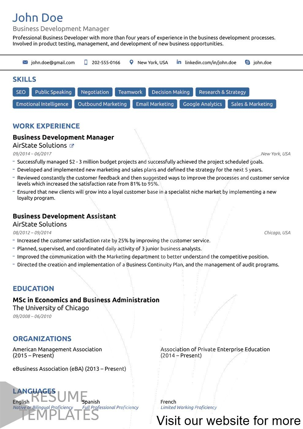 resume builder and cover letter Professional Resume
