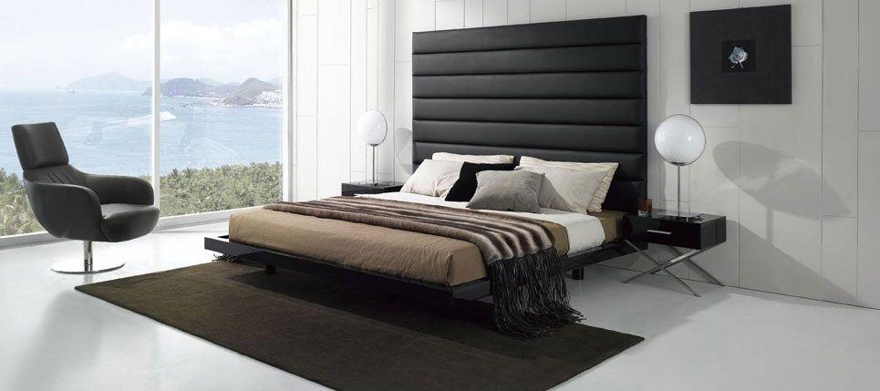 Camas dharma camas moderna bogot moderno dormitorio for Espejos decorativos modernos bogota