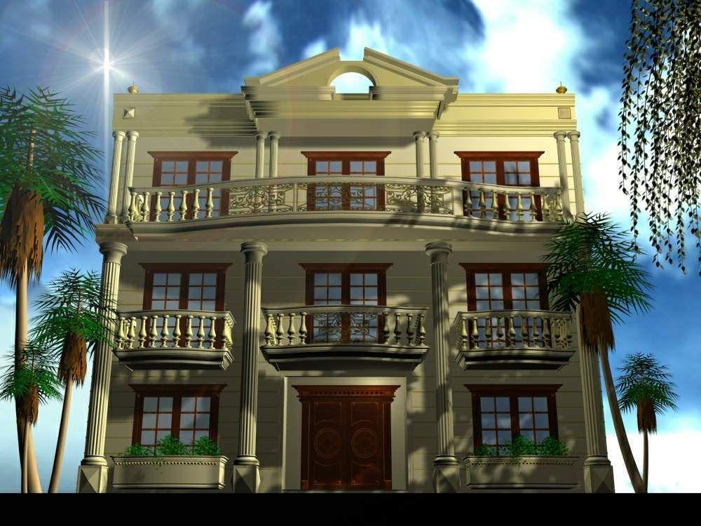 افخم تصاميم الخارج 2017 واجهات الخارج جديدة 2018 1177779 Jpg House Styles Home Decor House
