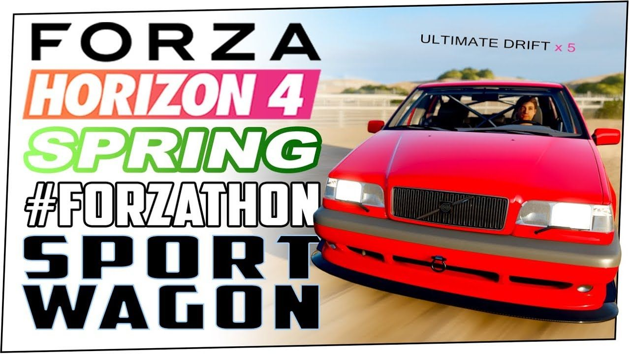 Sport Wagon Spring Forzathon Forza Horizon 4 Win Up To 200