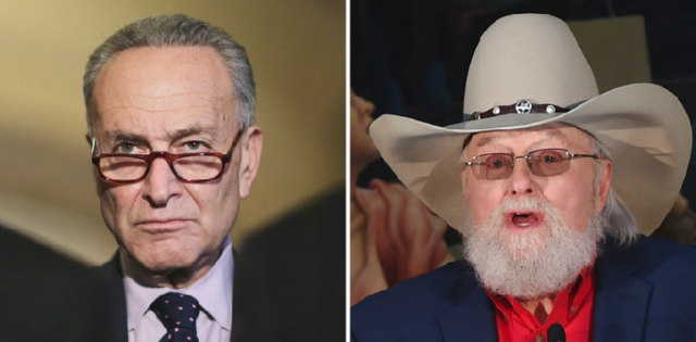Charlie daniels letter to chuck schumer