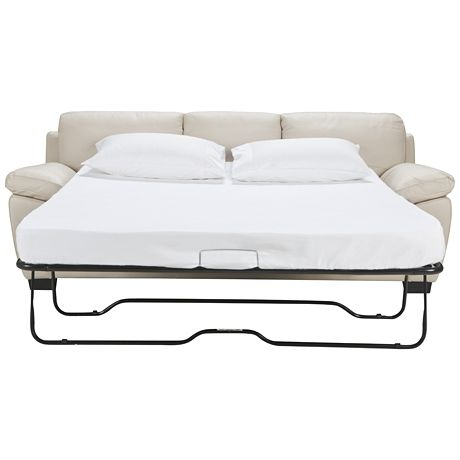Sofa Bed Innerspring Mattress Lucas Innerspring Sofa Bed In Lawson Pebble  Was $2199 Now $1699