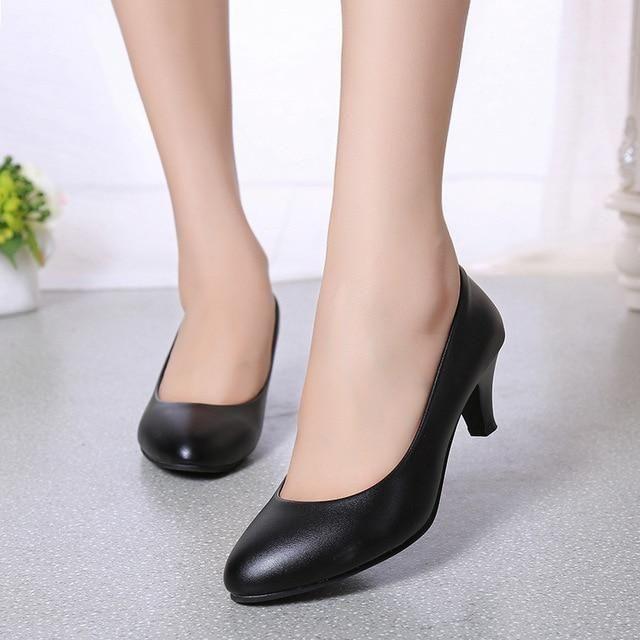 Europe Shallow Mouth High Heel   Womens high heels, Work