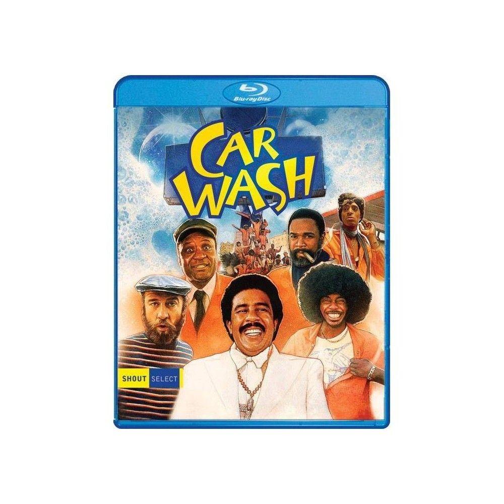 Car Wash (Bluray), Movies Blu ray, Blu