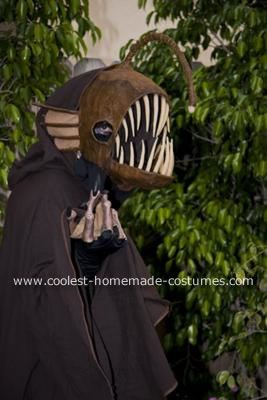 Coolest angler fish costume tropical fish tropical and for Angler fish costume