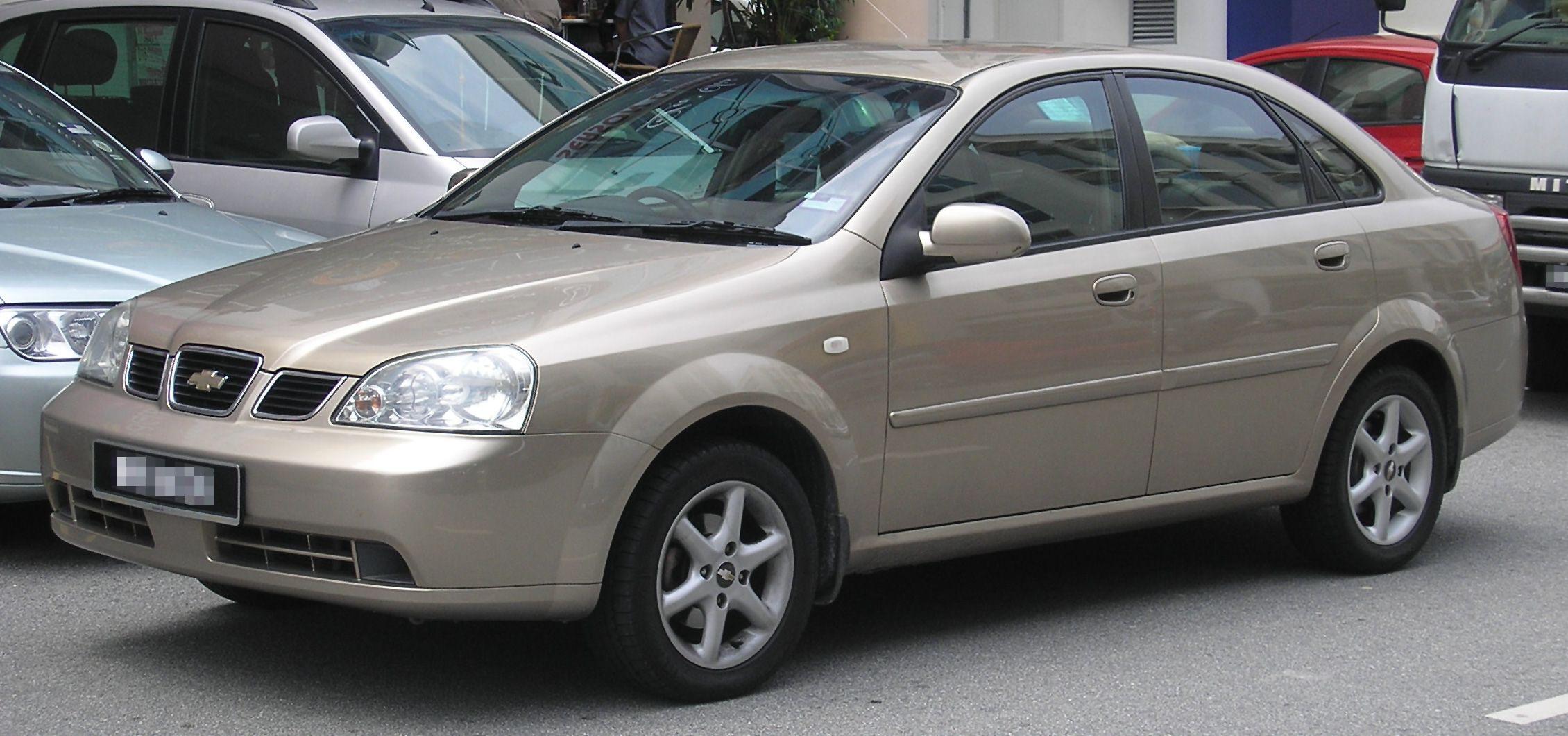 Chevrolet Optra Chevrolet Optra Chevrolet Suv