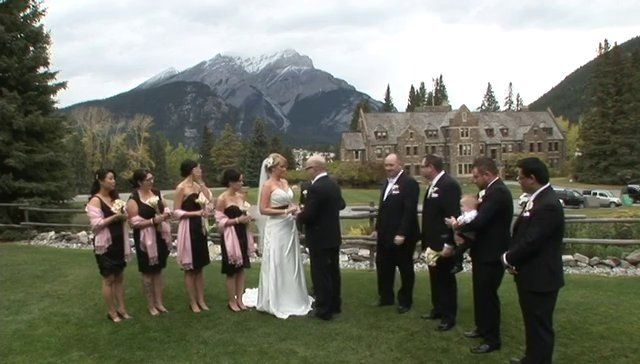 "Kristy & Ian ""Our Banff Wedding Ceremony"" on Vimeo"