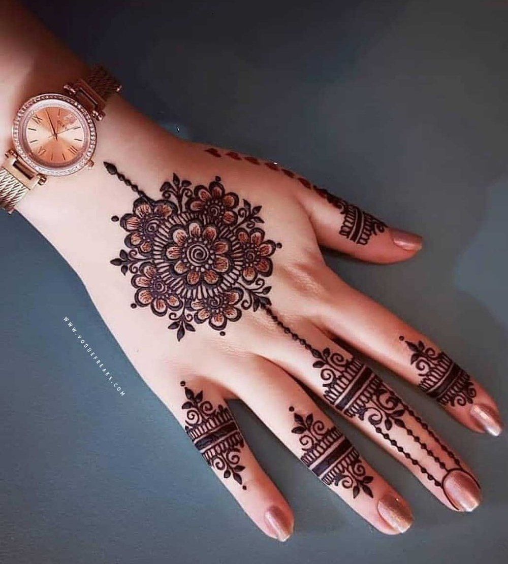 31 DropDead Stunning Dulhan Mehndi Designs for Hands & Legs is part of Henna designs easy, Mehndi designs for fingers, Eid mehndi designs, Dulhan mehndi designs, Henna designs, Simple mehndi designs fingers - we've rounded up some of the trendiest and the latest Dulhan Mehandi designs for hands and legs that any bride would love to have  Scroll the entire feed and bookmark your favorite ones