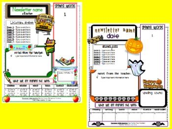 thanksgiving newsletter template cakemail