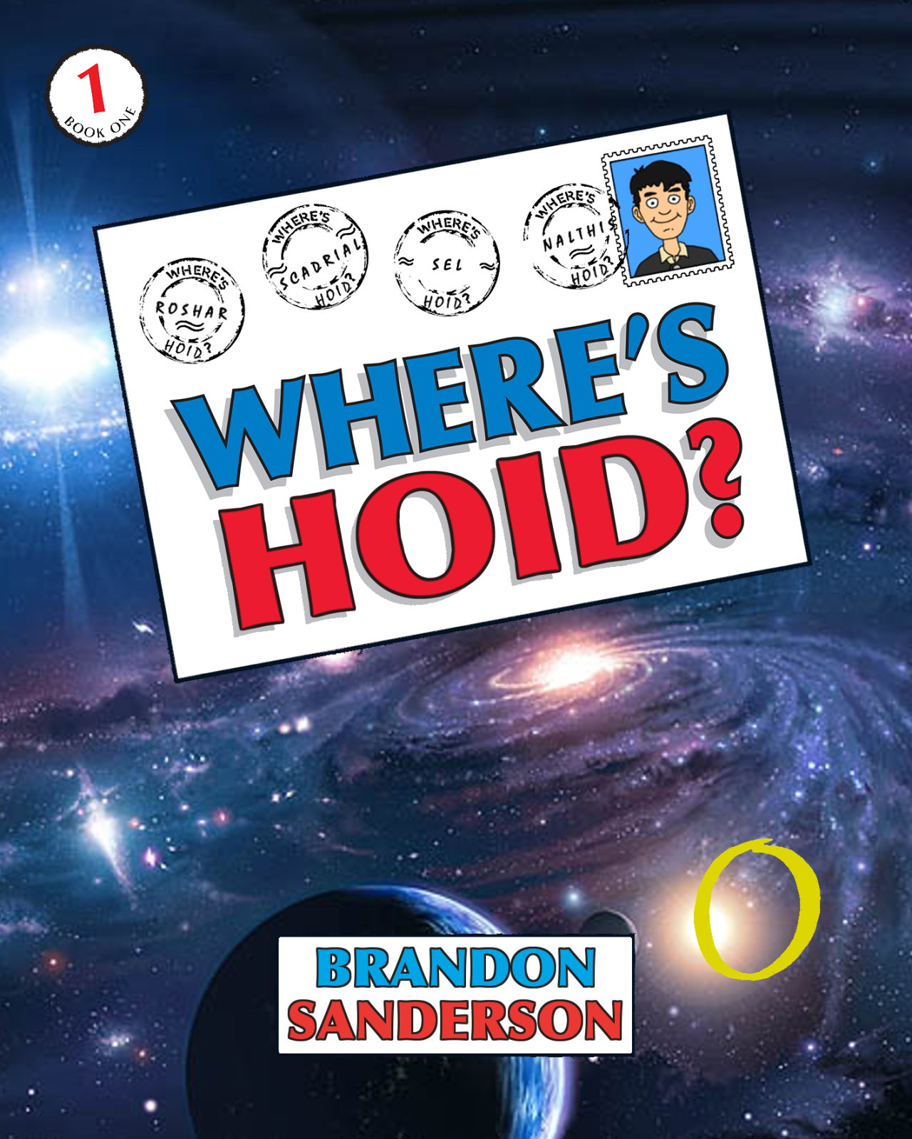Where's Hoid? The First In A New Series By Brandon Sanderson €�ing To A